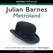 Metroland (Unabridged) audiobook download