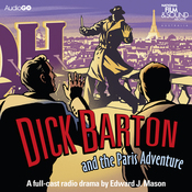 Dick Barton and the Paris Adventure audiobook download