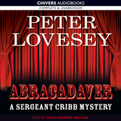 Abracadaver: A Sergeant Cribb Mystery (Unabridged) audiobook download