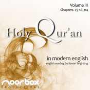 The Holy Qur'an: A Modern English Reading, Volume III: Chapters 25-114 (Unabridged) audiobook download