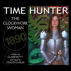 The-clockwork-woman-time-hunter-unabridged-audiobook