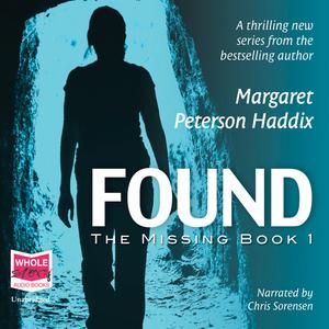 Found-the-missing-book-1-unabridged-audiobook