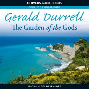 The-garden-of-the-gods-unabridged-audiobook
