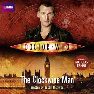 Doctor-who-the-clockwise-man-unabridged-audiobook
