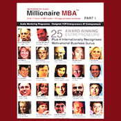 Millionaire MBA Business Mentoring Programme, Week 1 (Unabridged) audiobook download