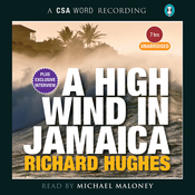 A High Wind in Jamaica (Unabridged) audiobook download