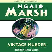 Vintage Murder (Unabridged) audiobook download