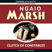 Clutch of Constables (Unabridged) audiobook download