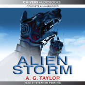Alien Storm (Unabridged) audiobook download