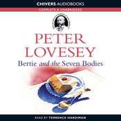 Bertie and the Seven Bodies (Unabridged) audiobook download