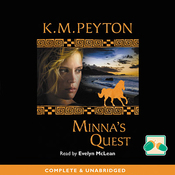 Minna's Quest: Roman Pony Adventures (Unabridged) audiobook download