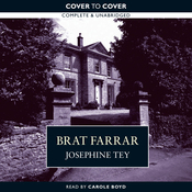 Brat Farrar (Unabridged) audiobook download