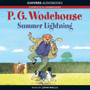 Summer Lightning (Unabridged) audiobook download
