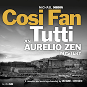 Cosi Fan Tutti: An Aurelio Zen Mystery, Book 5 (Unabridged) audiobook download