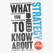 What You Need to Know About Strategy (Unabridged) audiobook download