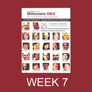Millionaire-mba-business-mentoring-programme-week-7-unabridged-audiobook