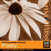 SmartPass Guide to Pre-Twentieth Century Poetry: Audio Education Study Guide (Unabridged) audiobook download