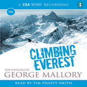 Climbing Everest: The Writings of George Mallory (Unabridged) audiobook download