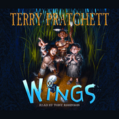 Wings: The Bromeliad Trilogy #3 (Unabridged) audiobook download