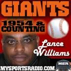 MSR BASEBALL SAN FRANCSISCO GIANTS PODCAST - 1954 and Counting on MySportsRadio.com the Sports Podcast Network show