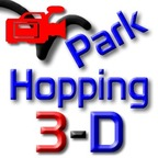 Park Hopping 3-D Video Podcast show