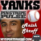 MSR BASEBALL NEW YORK YANKEES PODCAST - Pinstripe Pulse on MySportsRadio.com the Sports Podcast Network show