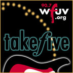 WFUV-FM: WFUV's Take Five Podcast show