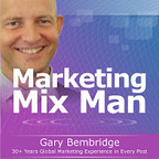 Marketing Mix Man Podcast show