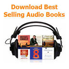 CastLibrary Best Selling Audiobooks for iPods show