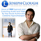 Free Hypnosis/Coaching by Joseph Clough - Hay House Author show