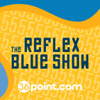 36 Point  The Reflex Blue Show show