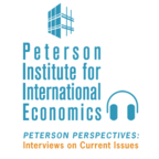 Peterson Perspectives: Interviews on Current Issues show