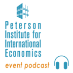 Peterson Institute Events Audio Podcast show