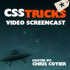 CSS-Tricks Screencasts show