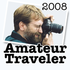 Amateur Traveler Podcast (2008 archives) show