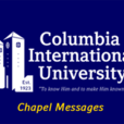 Columbia International University's Podcast show