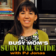 Busy Moms Survival Guide with PJ Jonas show