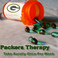 Packers Therapy show