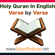Holy Quran in English Verse by Verse show