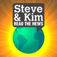 Steve &amp;amp; Kim Read the News show