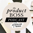 The Product Boss Podcast - Marketing School, Social Media, Ecommerce Sales Online Traffic, Women in Business Startup, Side Hustle, Female Creative Entrepreneur, Etsy and Amazon Sellers