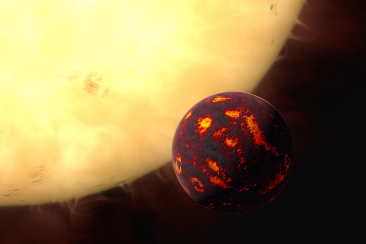 Resultado de imagen de atmósfera en un planeta similar a la Tierra