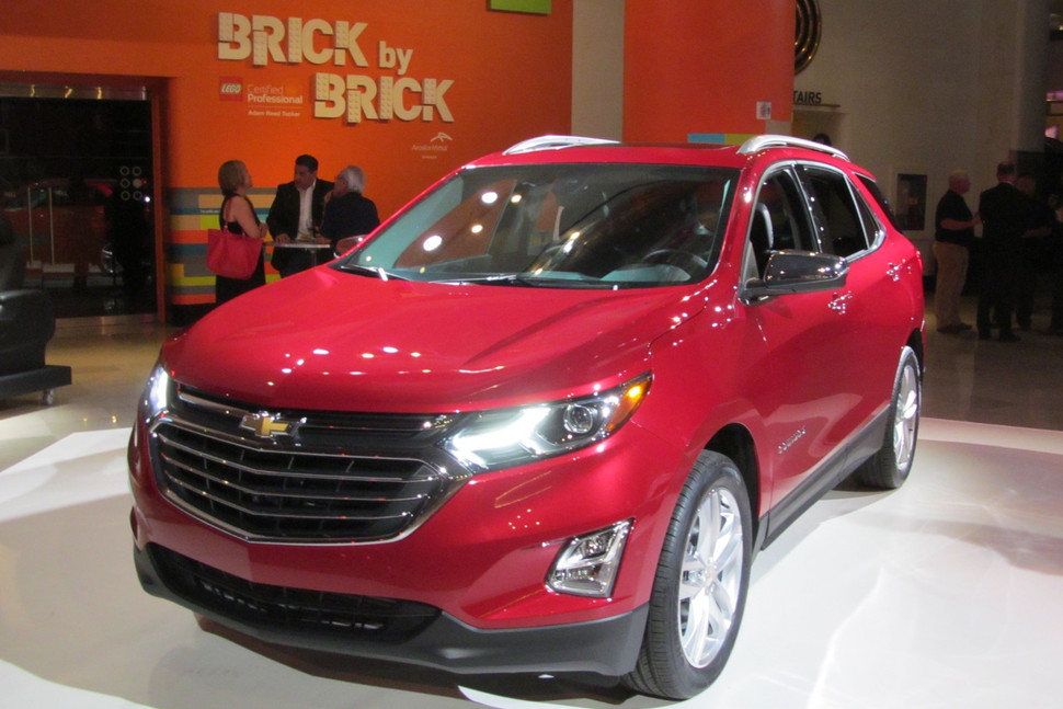 chevrolet equinox 2018 con opci n de motor diesel. Black Bedroom Furniture Sets. Home Design Ideas