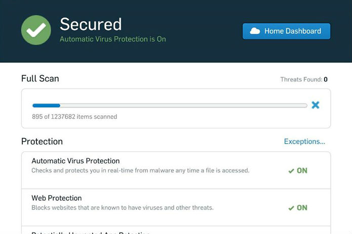 mac antivirus free best