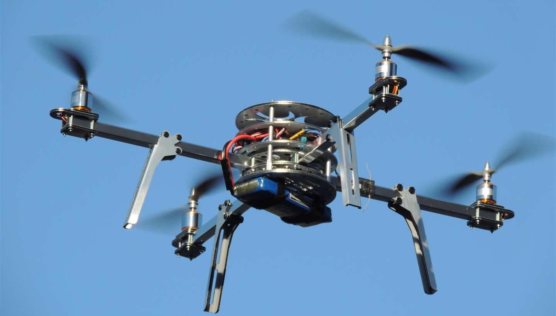 Квадрокоптер в домашних условиях 733