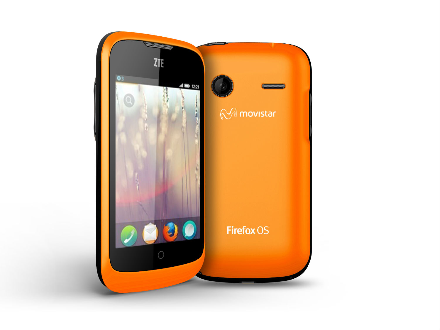 comes zte open firefox os the remote