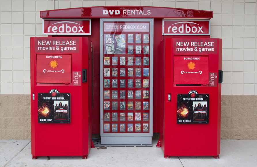 Redbox raises the rent on movies just in time for the ...