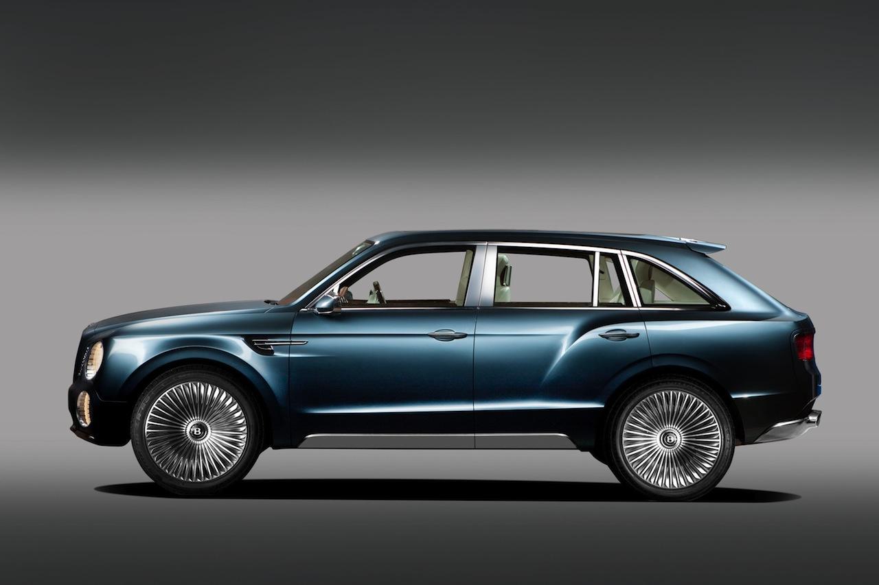 Bentley planning diesel model | Digital Trends