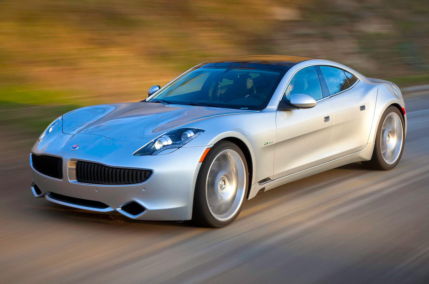 Fisker Automotive asse...