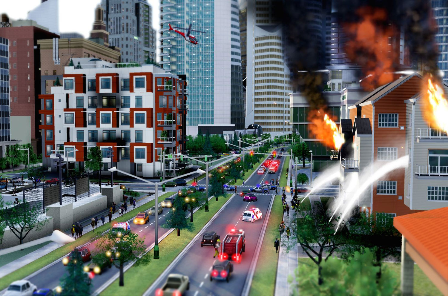 SimCity to Get an Offline Play Mode in Free Update